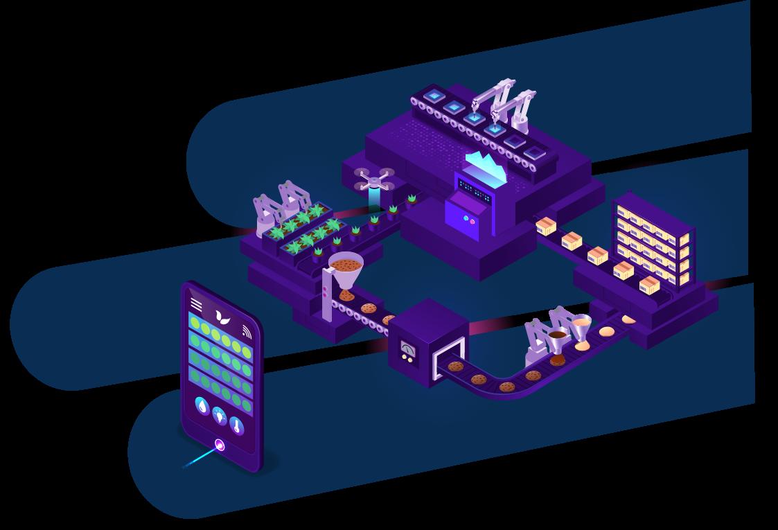 Corvex digtalizált gyártás mes ipar 4.0